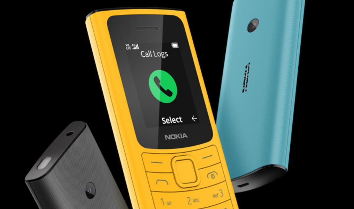 Nokia 105 110 Lte Feature Phones Header