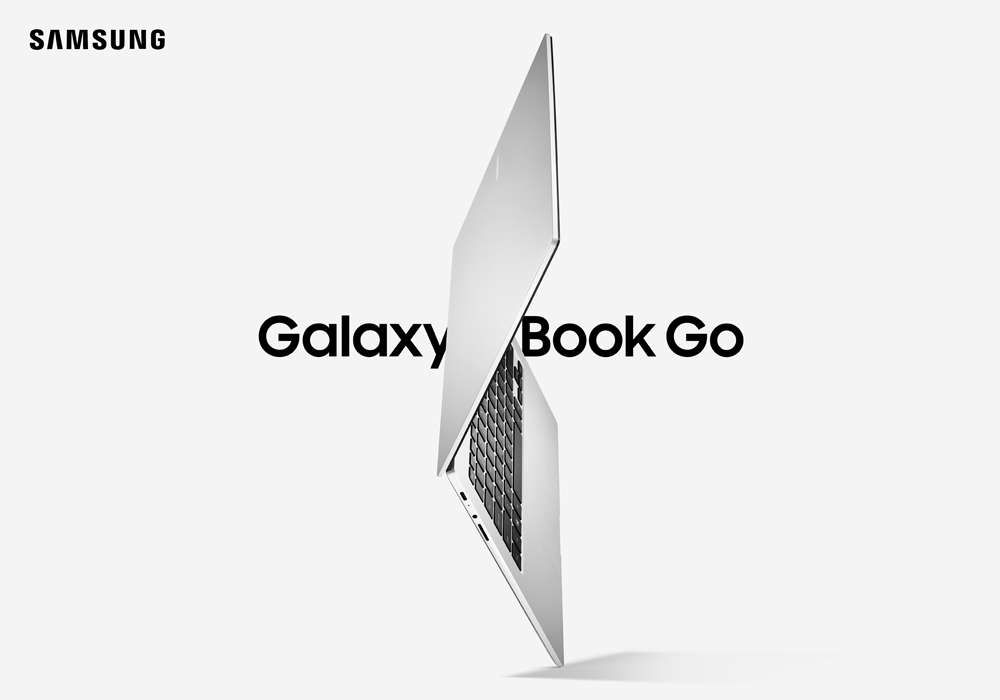 Samsung Galaxy Book Go Header