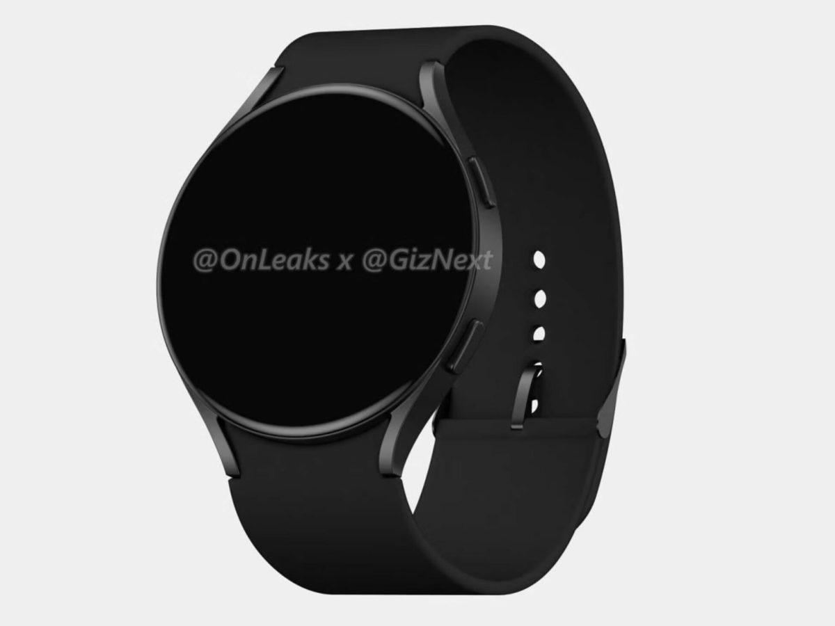 Samsung Galaxy Watch 4 Active Leak 2