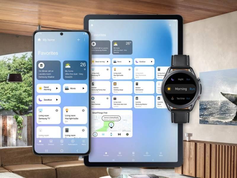 Samsung Smartthings Ui Update 2021