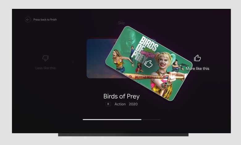 Android Tv Empfehlungen Anpassen