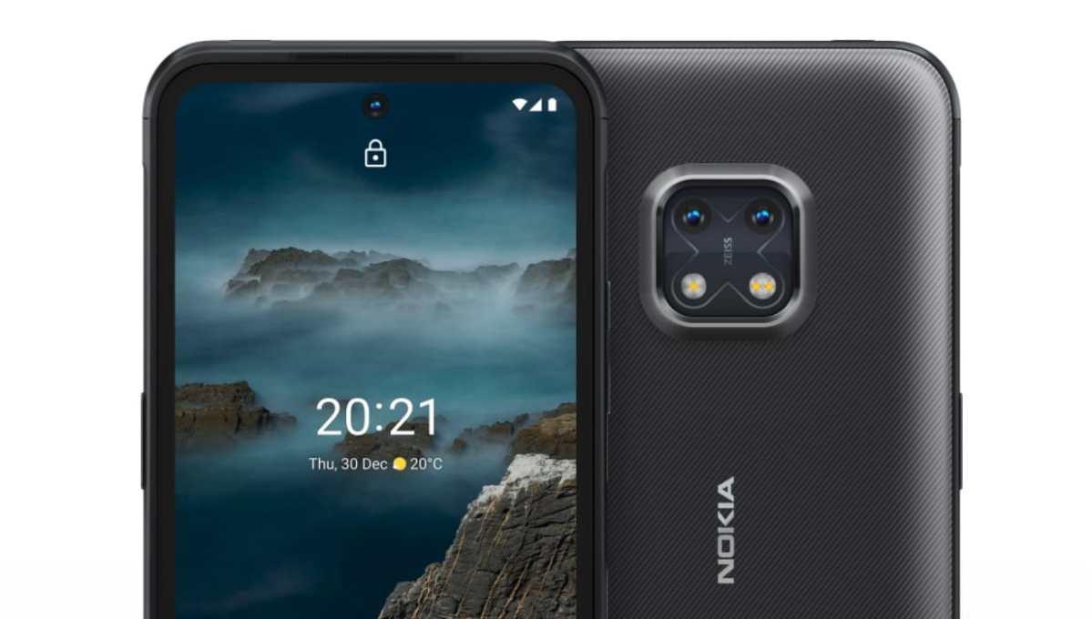 Nokia Xr20 Kamera