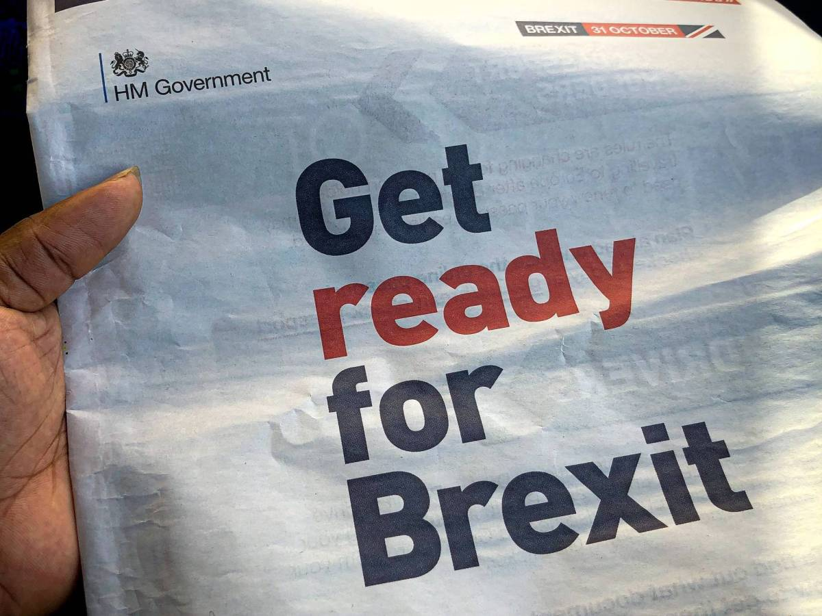 Brexit Newspaper Habib Ayoade Uwfoa8brybm Unsplash