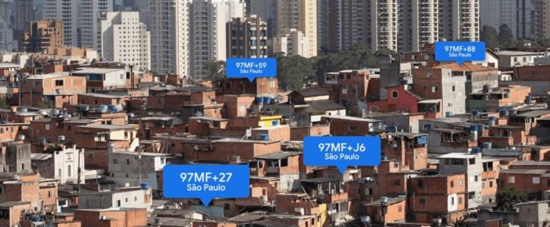 Plus Codes Sao Paulo
