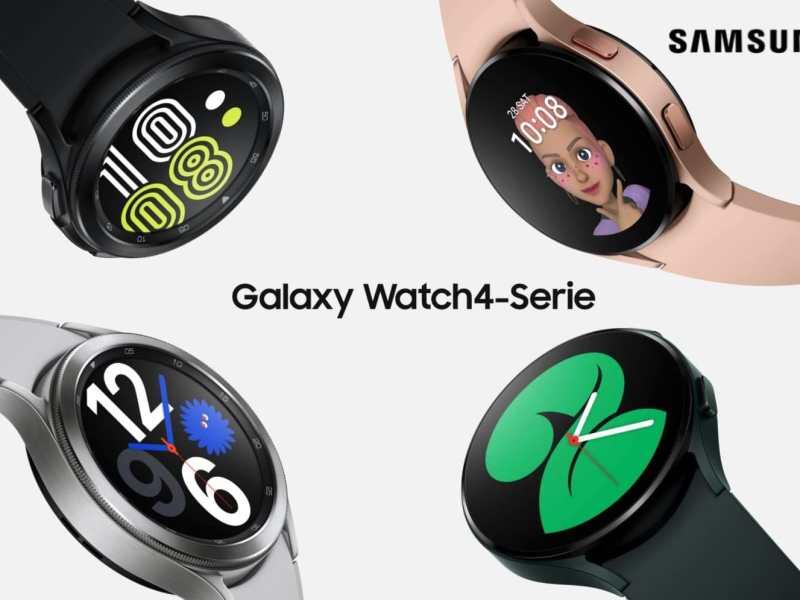 Samsung Galaxy Watch 4 Serie