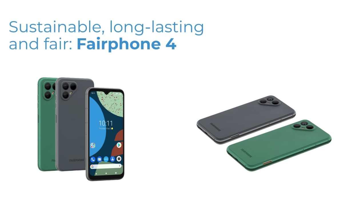 Fairphone 4 1