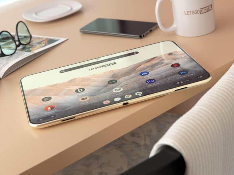 Google Pixel Tablet Patent Leak1