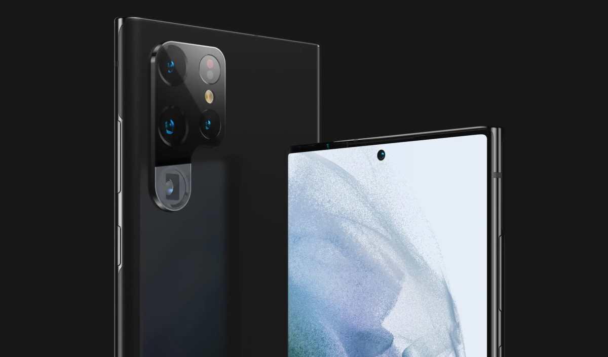 Samsung Galaxy 22 Ultra Leak1