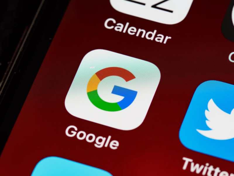 Google App Logo Head