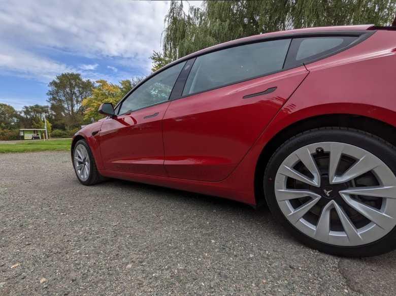 Tesla Model 3 Lr Awd 2021 Test 8