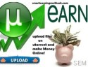 Top Ways To Make Money Online by Uploading Files on utorrent in 2012