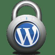 WordPress Security sign