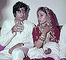 Amitabh and jia