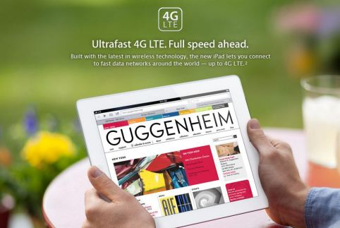 Ultrafast 4G Network