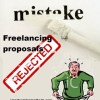 3 Mistakes That Stop Your Proposal to be Selected in Freelancing!