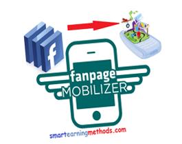 facebook fanpage mobilizer