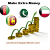 8 Ways To Make Extra Money in Pakistan,- 2012