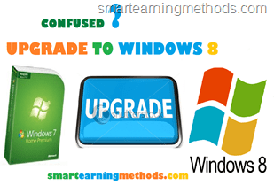 upgrade to windows 8 from windows 7