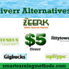 Top 5 Alternatives to Fiverr You Missed