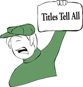 importance of titles