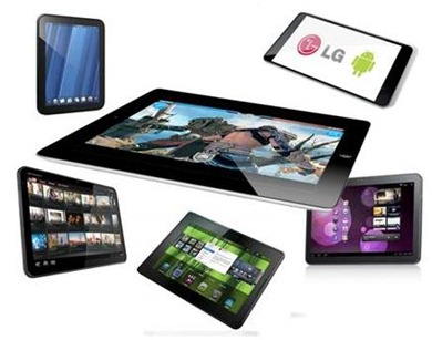 Windows 8 ON tablets