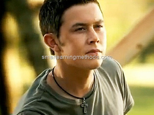 scotty mccreery won american Idol