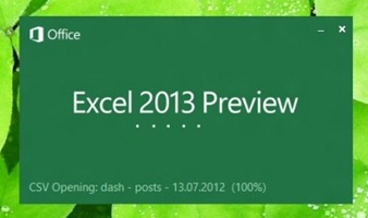 excel 2013 added functionailities