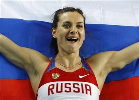 russia to win london olympics 2012