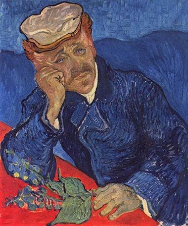 Portrait of DrGachet