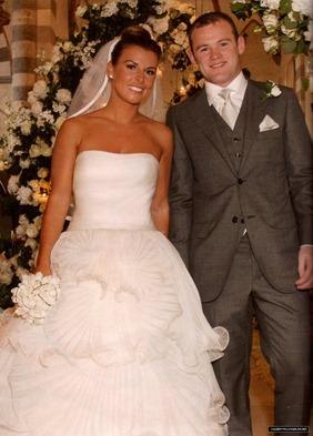 rooney coleen wedding