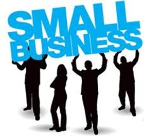 own small business