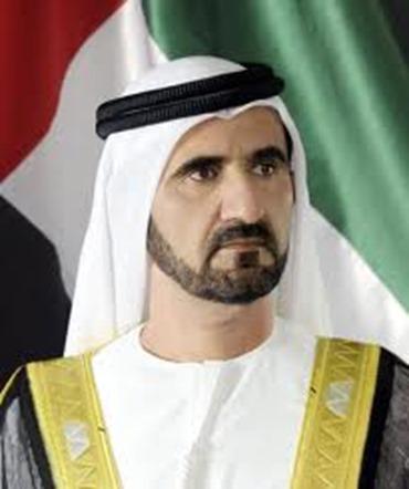 Sheikh Mohammed bin Rashid of Dubai