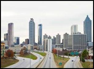 Atlanta promisinAtlanta promising cityg city