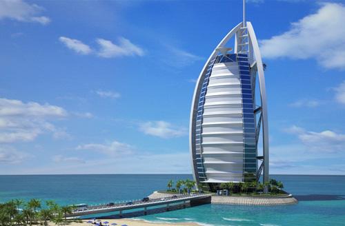 Burj-ul-Arab, Dubai