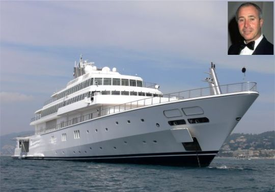 Rising Sun Yacht