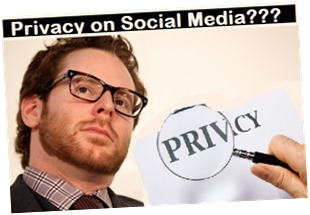 Sean Parker  privacy control issue