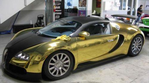 bugatti veyron gumball rally