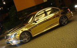 10 amazing Gold-Plated cars in the World