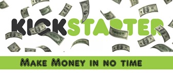 Make Money With Kickstarter