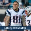 Why is Aaron Hernandez the Most Followed Athlete?