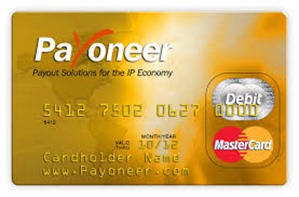 Make money with payoneer