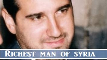 richest man of syria