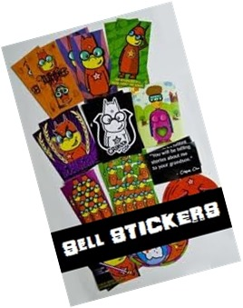 sell stickers online