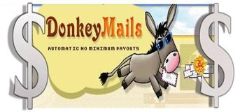 simple ways to make money with donkeymails