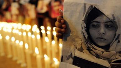 Malala Supporters