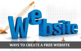 Ways to create a Free Website
