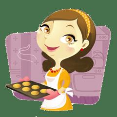 promote baking online