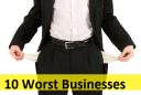 10 Worst Domains to Start Your Own Business With in 2014