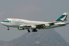 Cathay Pacific Airways most comfortable airline