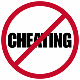 Cheating On  Someone forbidden way to earn in Islam